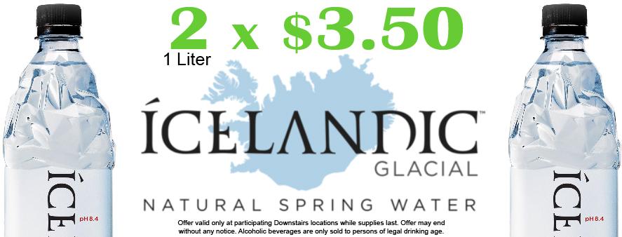 2017-01 Slider Icelandic Water 2x3.50
