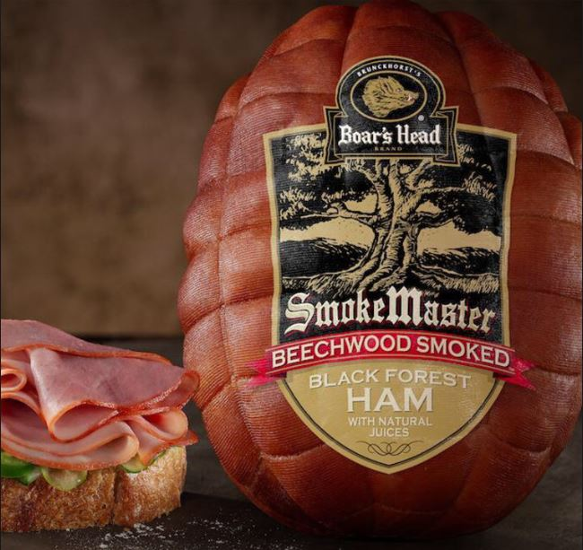2016-08 Boars Head Month Special SmokeMaster Black Forest Ham
